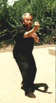 Учитель Вонг Пейшенг